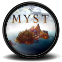 128x128px size png icon of Myst 1