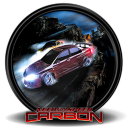 128x128px size png icon of Need for Speed Carbon new 1