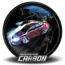128x128px size png icon of Need for Speed Carbon new 4