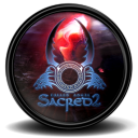 128x128px size png icon of Sacred 2 new shadow 1