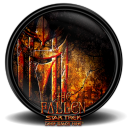 128x128px size png icon of StarTrek Deep Space Nine The Fallen 1