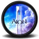 128x128px size png icon of Aion 2