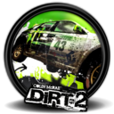 128x128px size png icon of Colin McRae DiRT 2 2