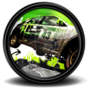 128x128px size png icon of Colin McRae DiRT 2 4