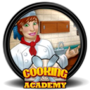 128x128px size png icon of Cooking Academy 2