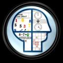 128x128px size png icon of Dr Kawashimas Gehirn Jogging 2