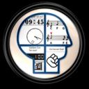 128x128px size png icon of Dr Kawashimas mehr Gehirn Jogging 1