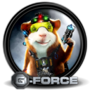 128x128px size png icon of G Force The Movie Game 2