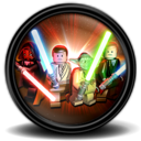 128x128px size png icon of LEGO Star Wars 8