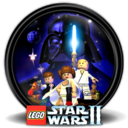 128x128px size png icon of LEGO Star Wars II 3