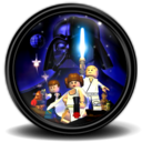 128x128px size png icon of LEGO Star Wars II 4