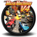 128x128px size png icon of Micro Machines V4 2