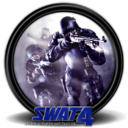 128x128px size png icon of SWAT 4 8