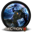 128x128px size png icon of Section 8 2