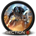 128x128px size png icon of Section 8 4