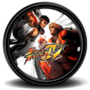128x128px size png icon of Streetfighter IV new 2
