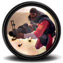 128x128px size png icon of Team Fortress 2 new 16