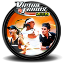 128x128px size png icon of Virtua Tennis 2009 3