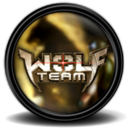 128x128px size png icon of Wolf Team 3