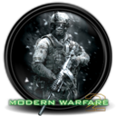128x128px size png icon of Call of Duty Modern Warfare 2 5