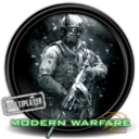 128x128px size png icon of Call of Duty Modern Warfare 2 7