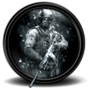 128x128px size png icon of Call of Duty Modern Warfare 2 8