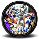 128x128px size png icon of Champions Online 4