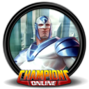 128x128px size png icon of Champions Online 6