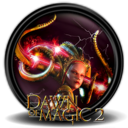 128x128px size png icon of Dawn of Magic 2 2