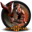 128x128px size png icon of God of War III 2