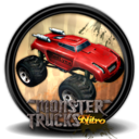128x128px size png icon of Monster Trucks Nitro 2