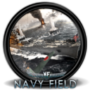 128x128px size png icon of Navy Field 2