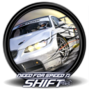 128x128px size png icon of Need for Speed Shift 3