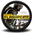 128x128px size png icon of Operation Flaschpoint 2 Dragon Rising 6