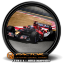 128x128px size png icon of RFactor Formula 1 5