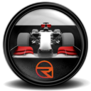 128x128px size png icon of RFactor Formula 1 8