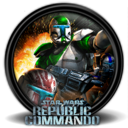 128x128px size png icon of Star Wars Republic Commando 3