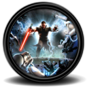 128x128px size png icon of Star Wars The Force Unleashed 8