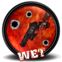 128x128px size png icon of Wet 2