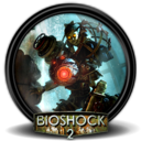 128x128px size png icon of Bioshock 2 2