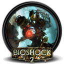 128x128px size png icon of Bioshock 2 4