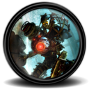 128x128px size png icon of Bioshock 2 6