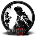 128x128px size png icon of Delta Force X2 2
