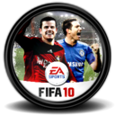 128x128px size png icon of Fifa 10 4