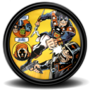 128x128px size png icon of Freedom Force vs The 3rd Reich 3