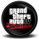 128x128px size png icon of GTA IV Lost and Damned 4