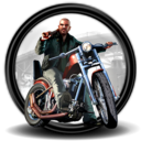 128x128px size png icon of GTA IV Lost and Damned 8