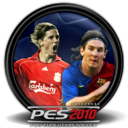 128x128px size png icon of PES 2010 4