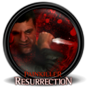 128x128px size png icon of Painkiller Resurrection 2