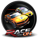 128x128px size png icon of Race On 2